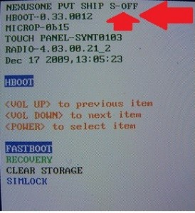 چگونه S-OFF در گوشی های HTC S-OFF آموزش کامل S-OFF در گوشی های HTC 78 274x300