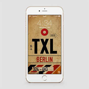 txl-airport-mobile-wallpaper