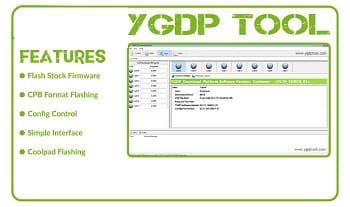 آموزش فلش فریمورهای CPB توسط ابزار YGDP Tool | رام1